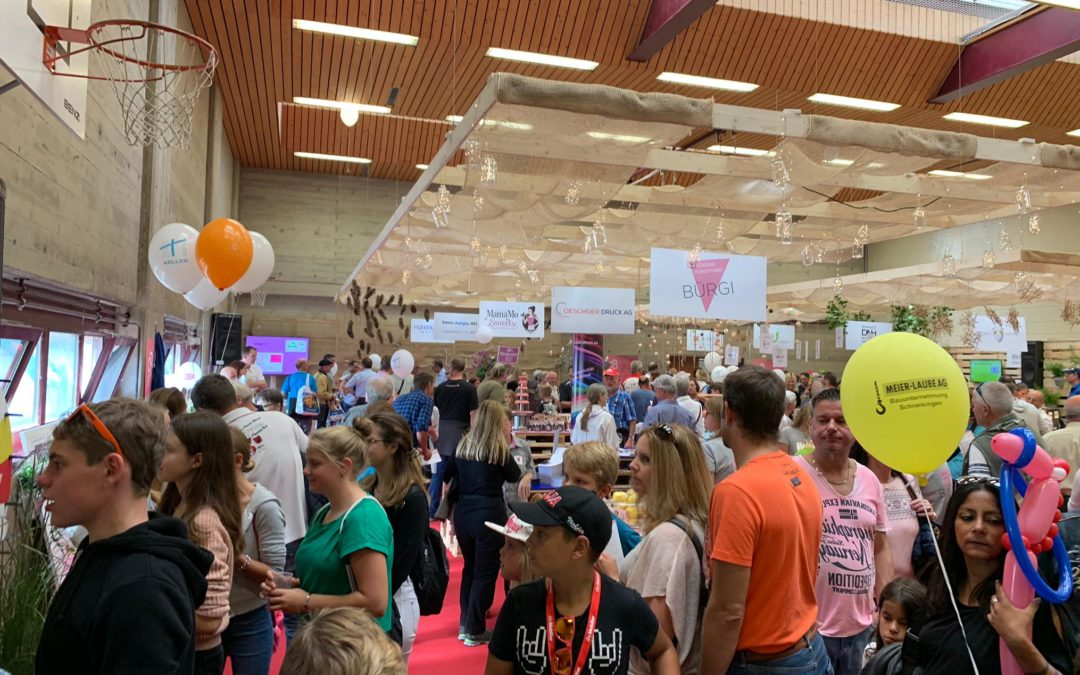 JAST Goes Expo Surbtal 2019
