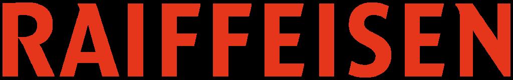 Raiffeisen Logo rot transparenter Hintergrund