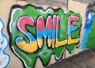 Graffiti-Workshop 2021